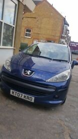 Peugeot 207 1.3 selling due to new job