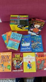 Books-Bundle for boys/ kids (age appr. 8-10 years)