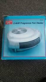 Challenge Fragrance Fan Heater