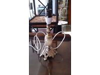 Ornate Table Lamp in Good Condition