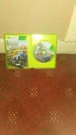 Xbox 360 games up for sale sale