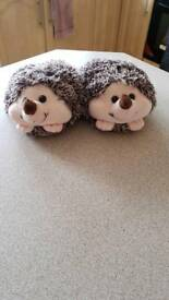 Slippers size 3/4