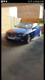BMW M sport 3ltr convertable for sale