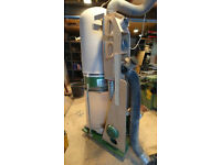 Dust Extractor - Woodworkwer 891 - 2HP -240V