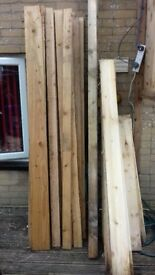 Wood ,shed,fencing,etc