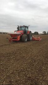 For sale 6 meter Kuhn combination drill