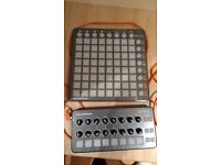 Launchpad with launch control