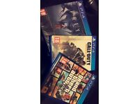 "PlayStation 4 slim (500 gb) & 28"" TV. Brand new condition !"