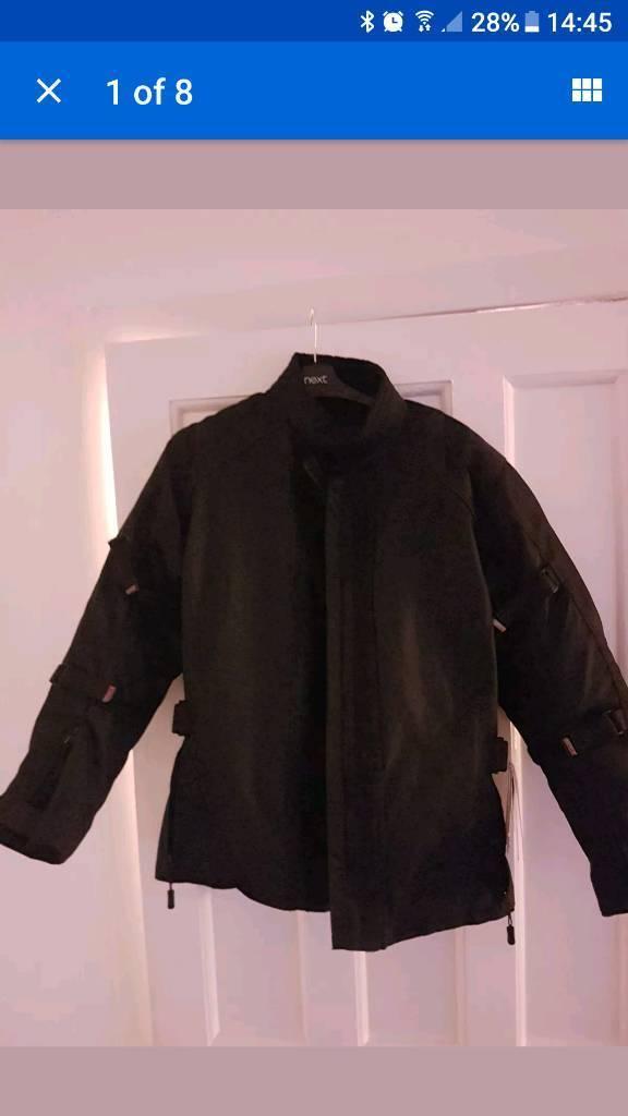 Woman's motorbike jacket brand new