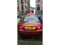 2004 Rover 75 1.6 Spares/repair. Perfect engine, exhaust and body 250 ono
