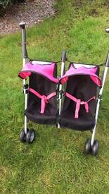 Silver cross child's buggy pram pushchair