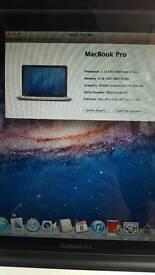 Macbook pro 2010 core 2 due £250