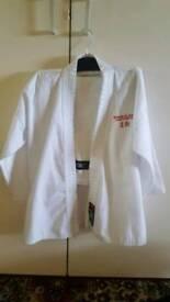Ju Jitsu Gi and T-shirt