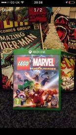 Lego Marvel Superhero's
