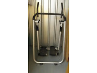 Exercise Walker Carl Lewis Airwalker AWD15 Dual Performance with Counter. Folds for easy storage