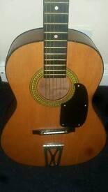 Parlour 3/4 acoustic guitar
