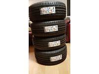 *NEW* Bridgestone Potenza S001 Run Flat 225/50 R17 94W (set of 4)