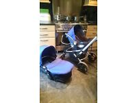 Mothercare Expedia Travel System