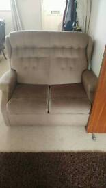 Two seater sofabed