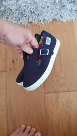Canvas boys shoes eu 28