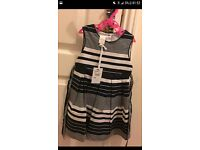 Girls jasper conran party dress