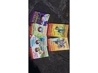 Horrid Henry Early Reader 6 books bundle by Francesca Simon