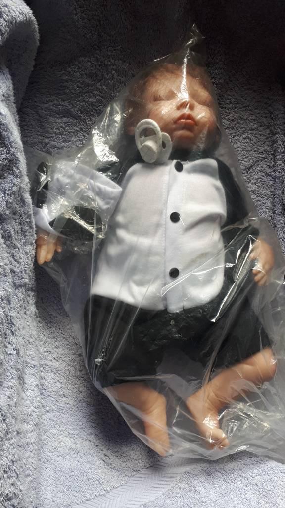 New reborn doll