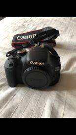 Canon EOS 600D Digital SLR Camera (inc. 18-55 mm Lens)