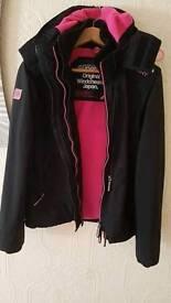 Superdry jacket size xl