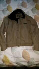 Timberland Bomber Jacket.