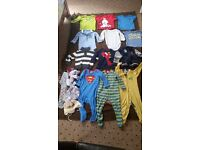 BIG BUNDLE - Baby boy clothes 9-12 and 12-18 months for sale!