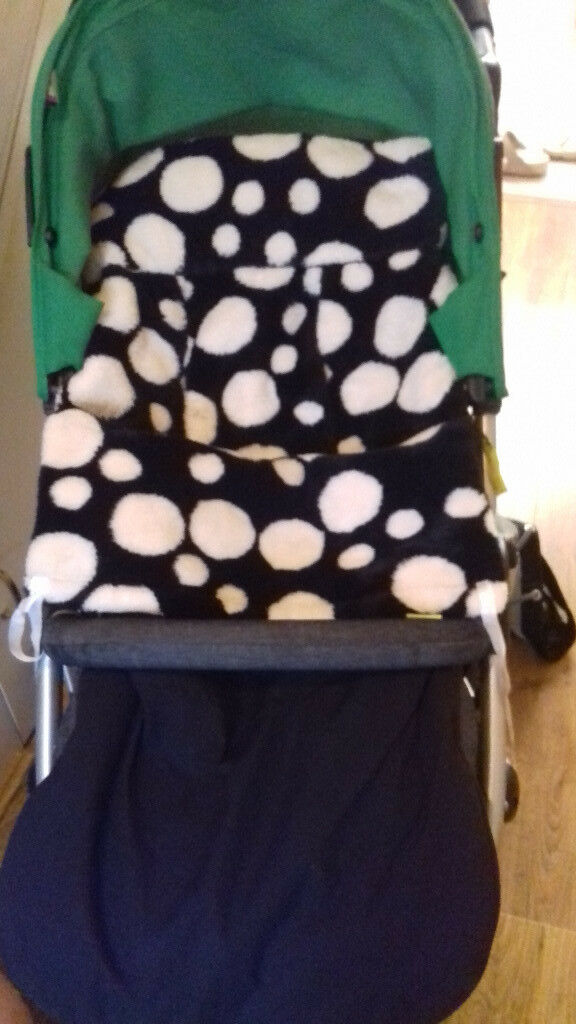 Cosytoes for buggy/pushchair.