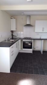 Ground floor 1 bed flat to let. garden and alarm. Available after 13/4/17. no DSS sorry
