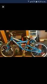 Magna striker bike