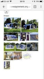 Conway spirit trailer tent