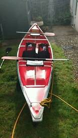 coleman outback 16 canoe life jackets available extra cost