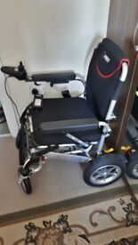 Ableworld Autofold Powerchair