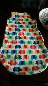 Gro bag for summer 0_6 months ex condition