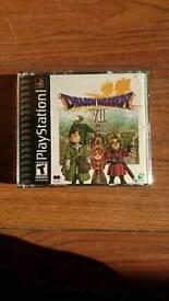 Dragon Warrior VII - PS1 NTSC (US)
