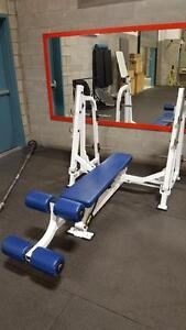 Bench press Atlantis Flat/decline