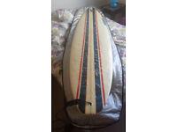Surfboard Spider Murphy 7'4'' Safari Surf Company