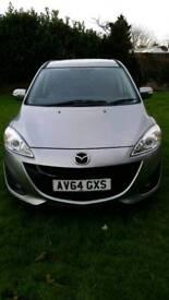 Mazda 5 - Seven seat MPV