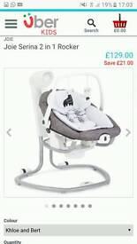 Kids joie swing chair