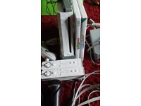 Nintendo Wii console games ps2 ps3