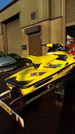 Seadoo xp jetski very well looked after ready to go