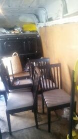 8 dining chairs for sale