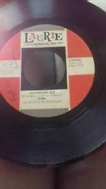 """Laurie label Dion Runaround Sue 7"""" vinyl"""