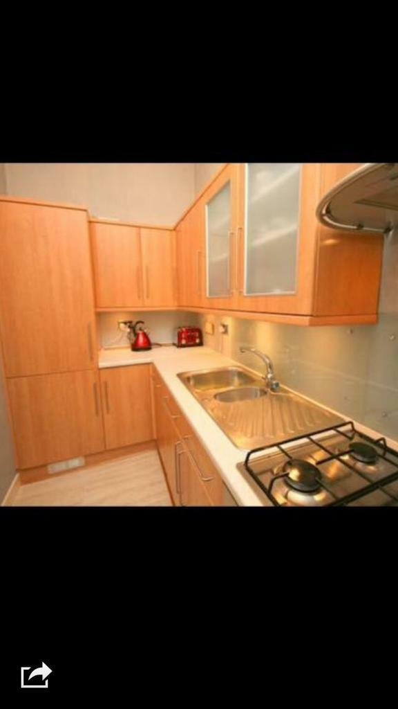 Two bedroom flat for rent, Prince Regent Street, Leith