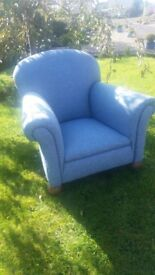 Club chair circa 1930's fully restored/recovered