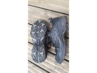 Golf Shoes, Hi-Tech, Size 9 , black.